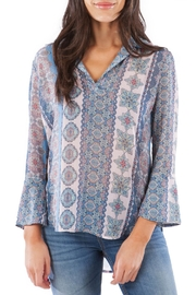 Kut from the Kloth Niki Blouse - Product Mini Image