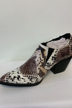 A RIDER GIRL  Niki Snake Bootie - Product List Image