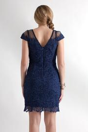 Nikibiki Beaded Lace Dress - Back cropped