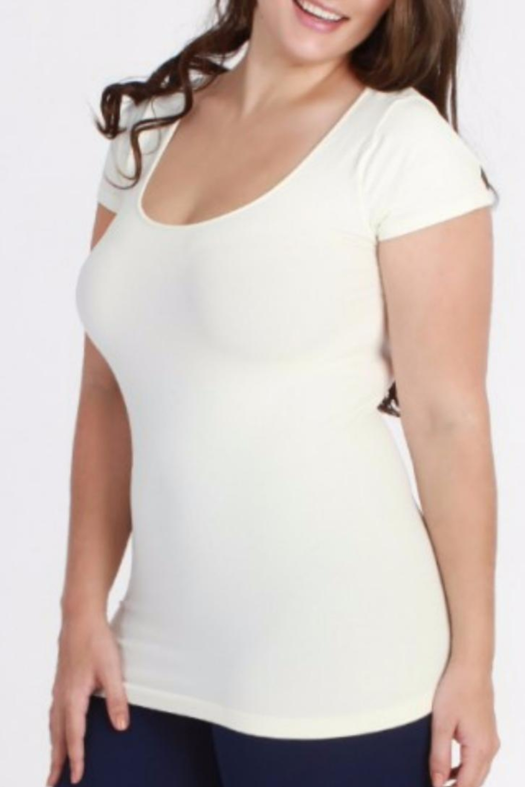 1f57e731657 Nikibiki Cap-Sleeve Camisole - Plus from Indiana by Lyn-Maree's ...