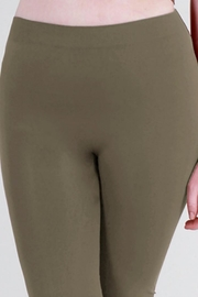 Nikibiki Capri Leggings - Plus-Size - Front full body