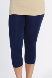 Nikibiki Capri Blue Leggings - Product Mini Image