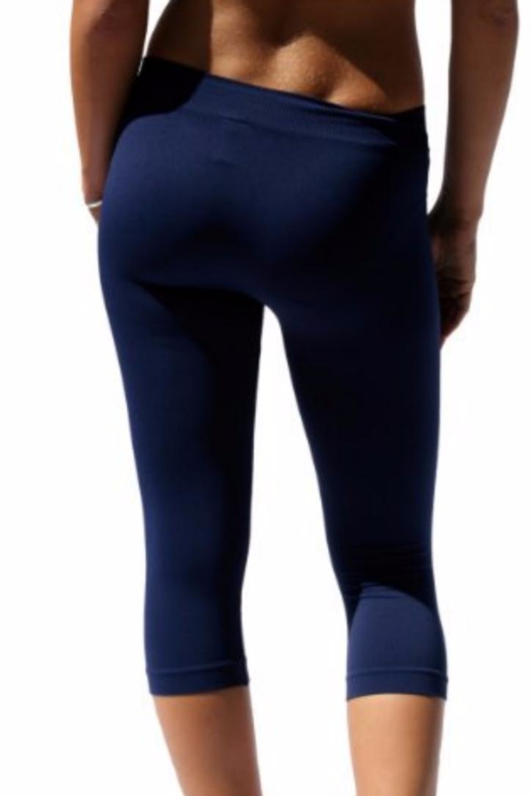 Nikibiki Favorite Capri Leggings - Front Full Image