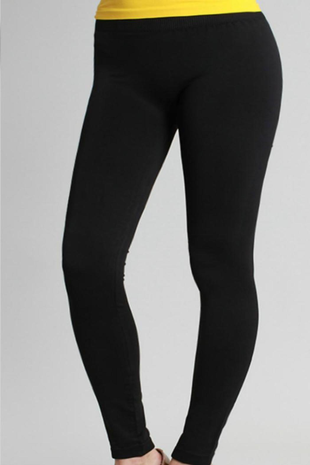 Nikibiki Favorite Leggings - Front Cropped Image