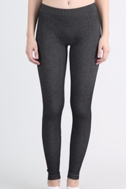 Nikibiki Favorite Textured Leggings - Front cropped