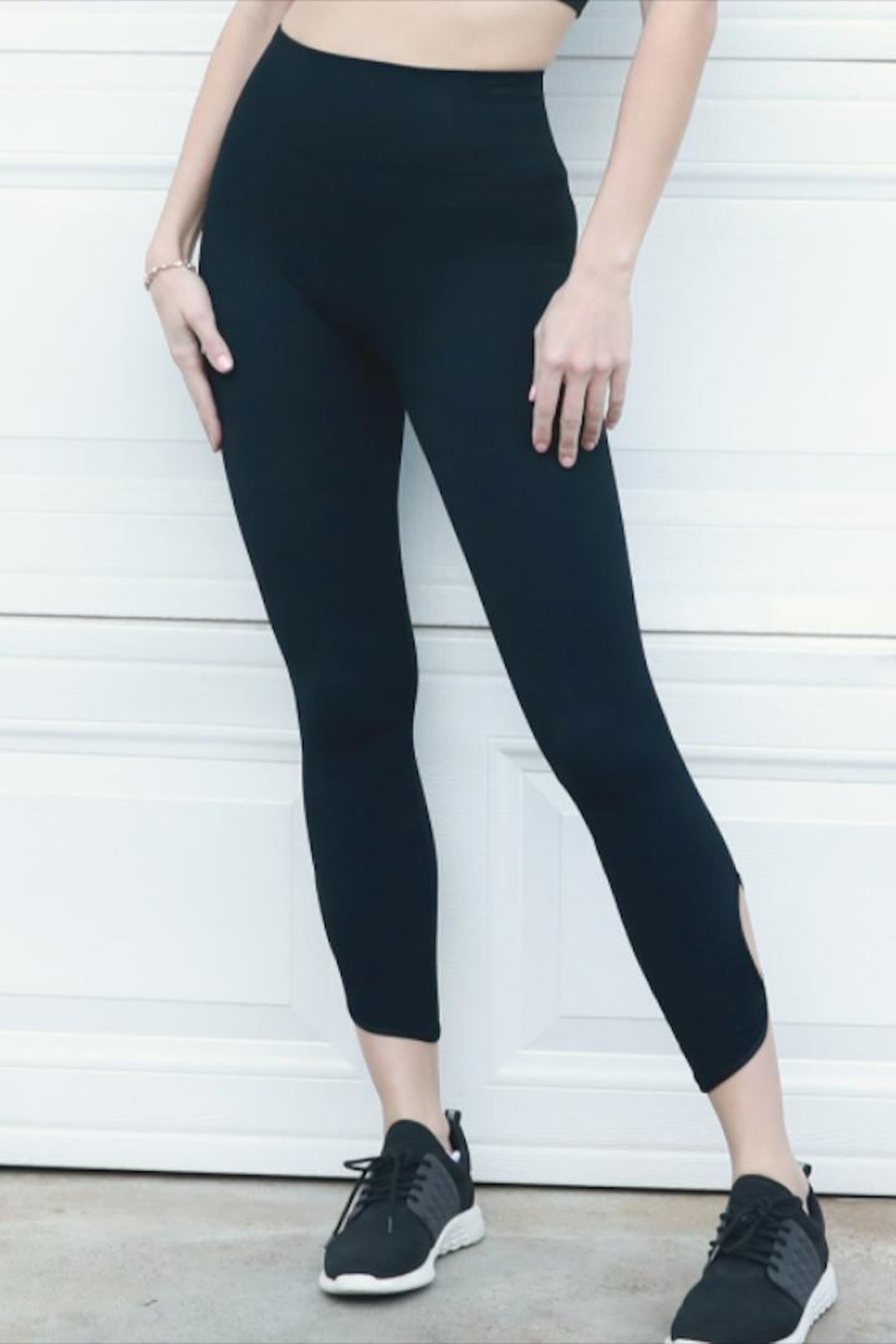 Nikibiki Key Hole Leggings - Main Image