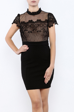 Shoptiques Product: Lace Bodice Dress