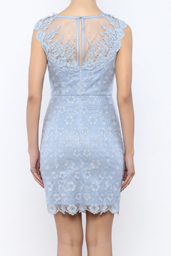 Nikibiki Lace Embroidered Dress - Alternate List Image