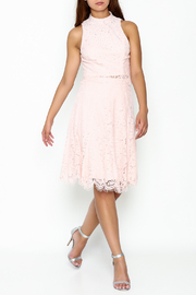 Nikibiki Lace Two Piece Dress - Side cropped