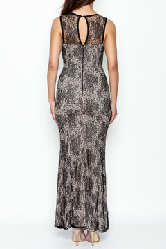 Nikibiki Long Lace Dress - Alternate List Image