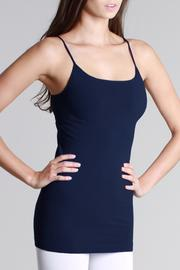 Nikibiki Long Seamless Camisole - Front cropped