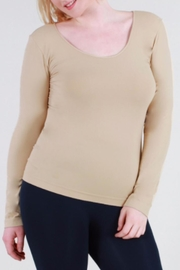 Nikibiki Long-Sleeve Camisole - Plus - Product Mini Image
