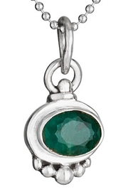 Tiger Mountain May Birthstone Necklace - Product Mini Image