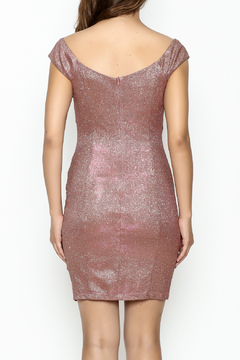 Nikibiki Metallic Bodycon Dress - Alternate List Image