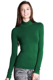 Nikibiki Seamless Mock Neck - Product Mini Image