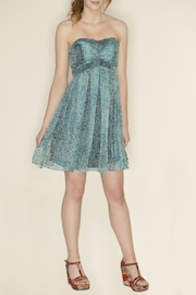 Nikibiki Snakeskin Print Dress - Product Mini Image