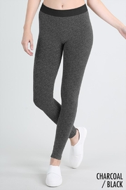 Nikibiki Textured Leggings - Product Mini Image