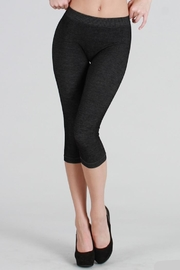 Nikibiki Two-Tone Capri Leggings - Product Mini Image