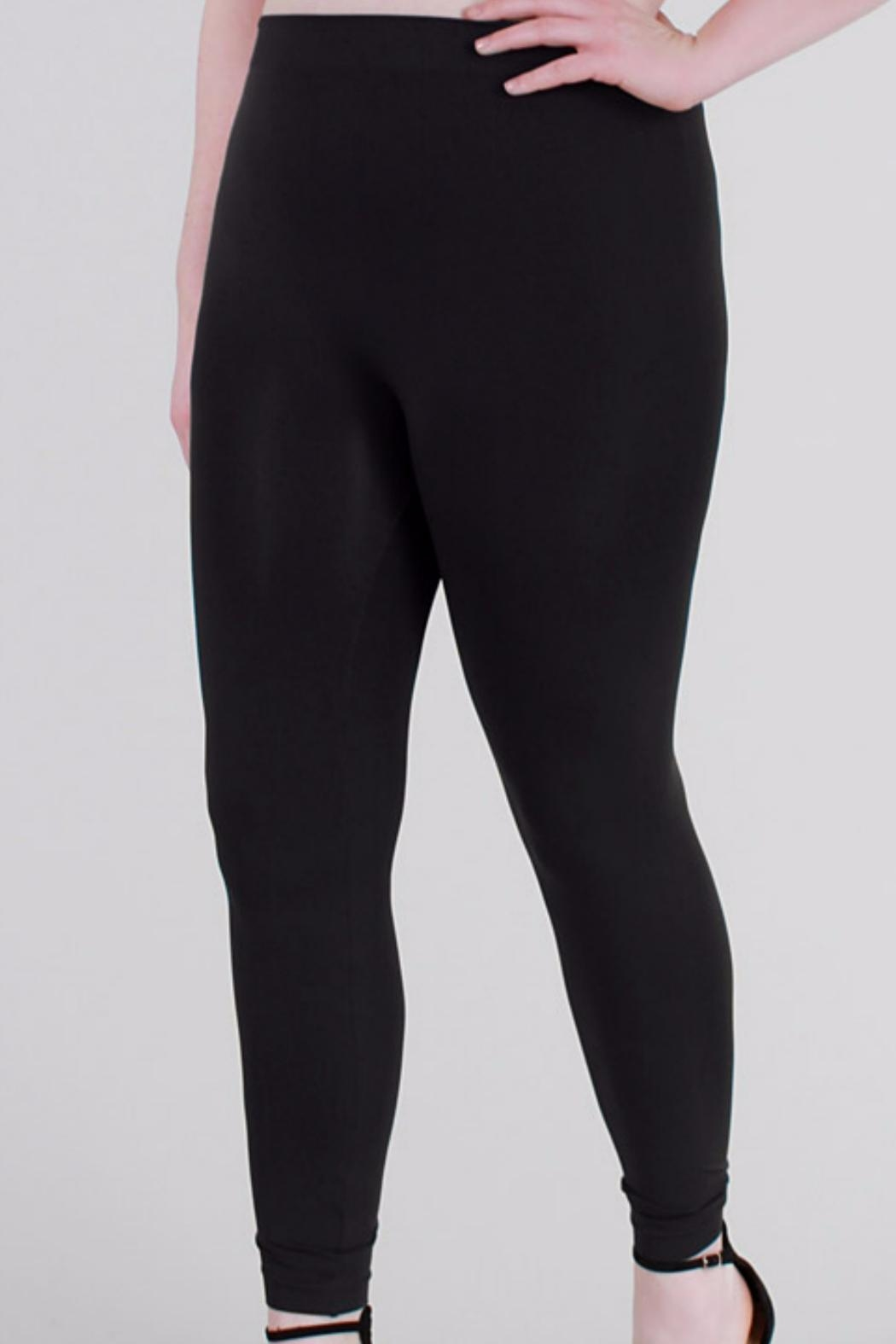 Nikibiki Extra Thick Leggings - Front Cropped Image