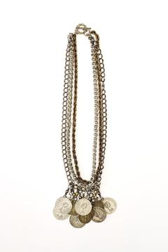 Shoptiques Product: Coin Layered Necklace