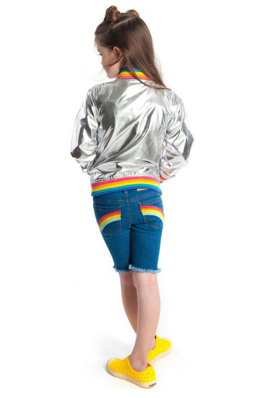 Appaman Nikki Bomber Jacket - Side Cropped Image