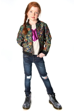 Appaman Nikki Brocade Bomber - Alternate List Image