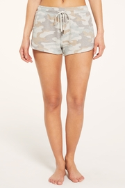 z supply Nikki Camo Short - Product Mini Image