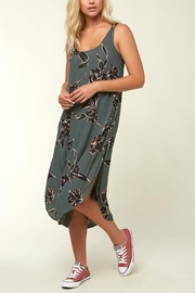 O'Neill Nikko Floral Midi Dress - Product Mini Image