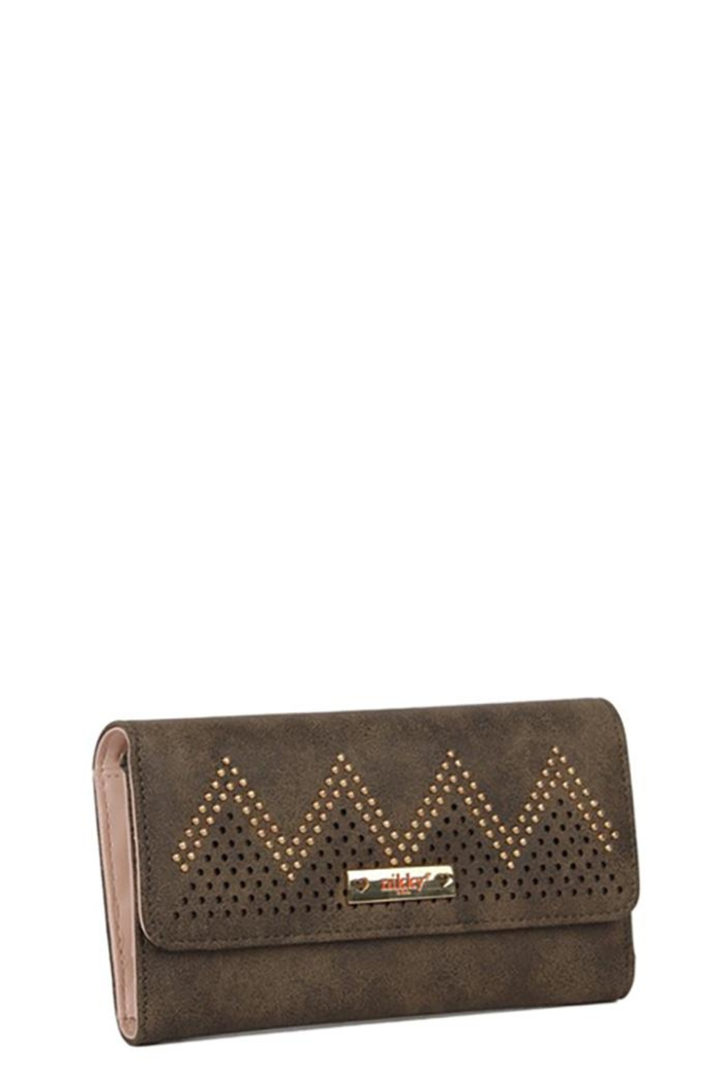 Nicole Lee Nikky Brisa Wallet - Front Cropped Image