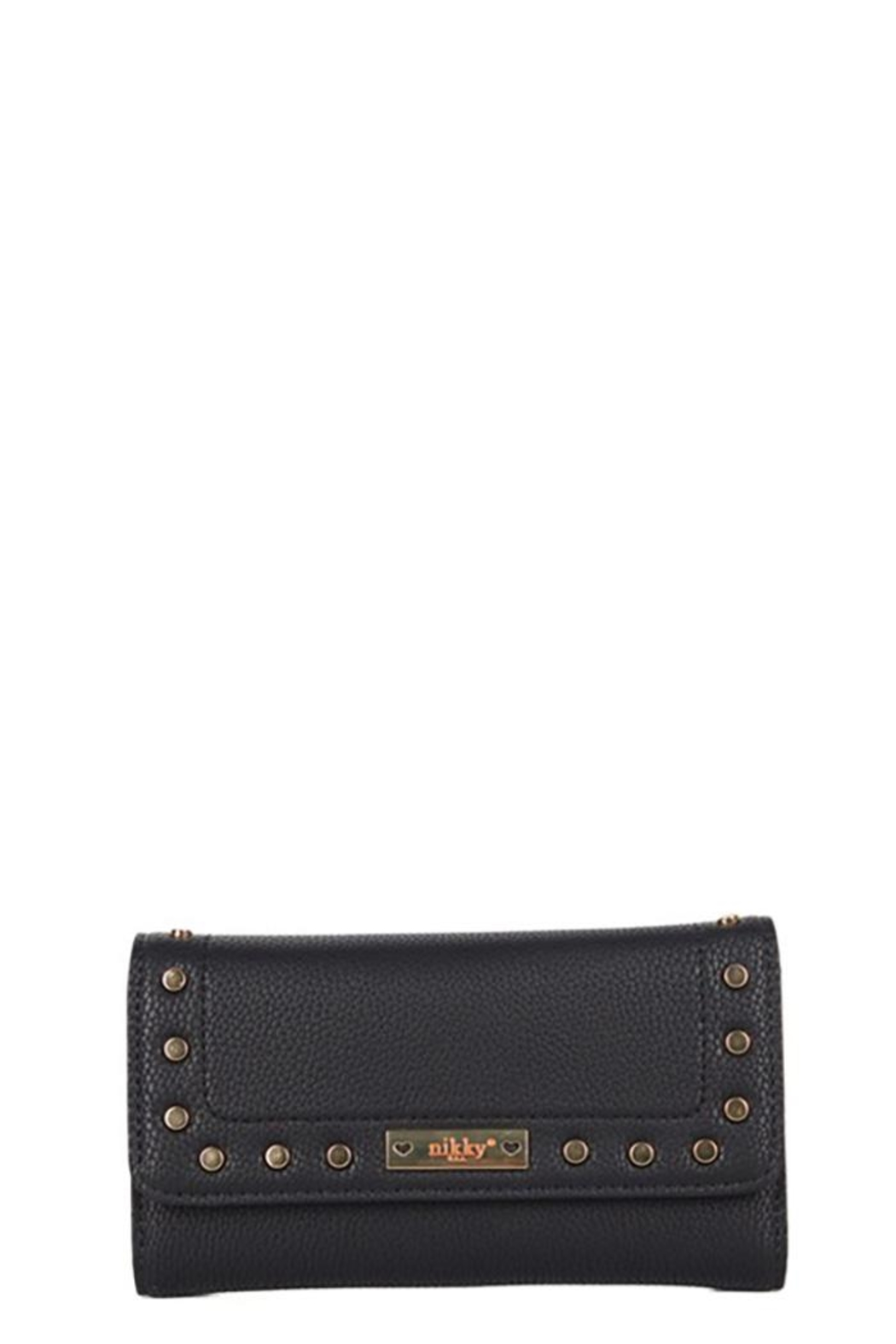 Nicole Lee Nikky Luz Fashion-Wallet - Front Cropped Image