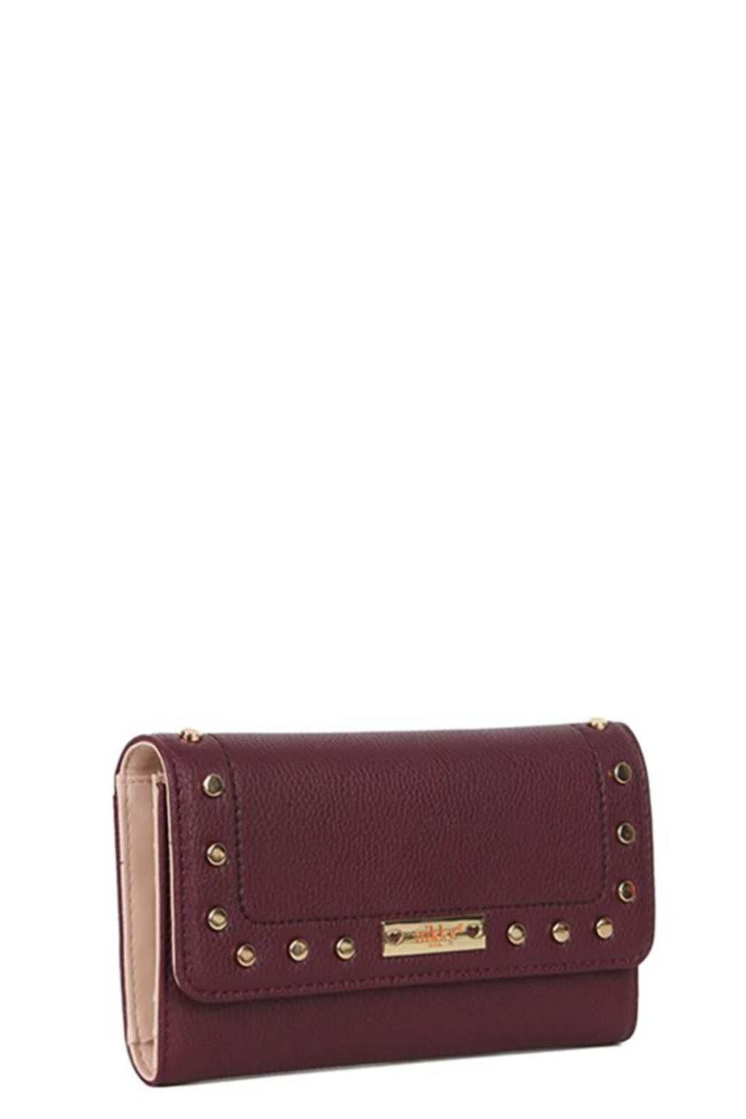 Nicole Lee Nikky Luz Fashion-Wallet - Back Cropped Image