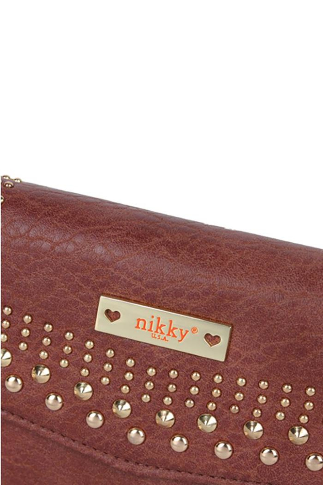 Nicole Lee Nikky Perdita Fashion-Wallet - Back Cropped Image