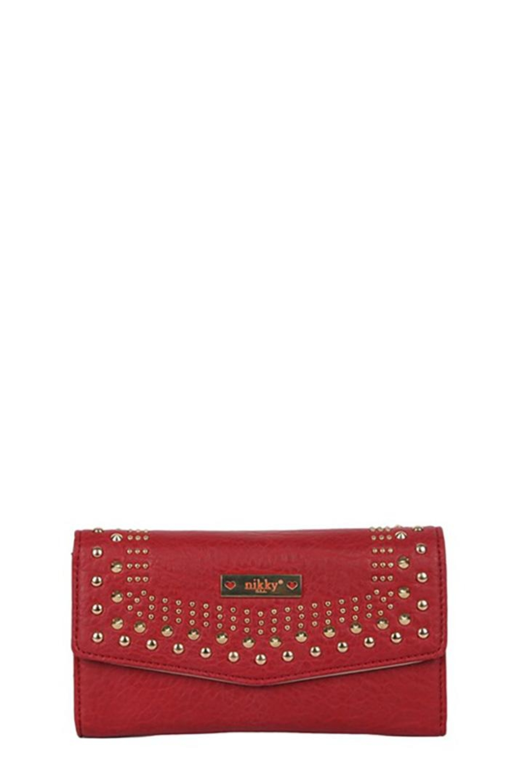 Nicole Lee Nikky Perdita Fashion-Wallet - Front Cropped Image