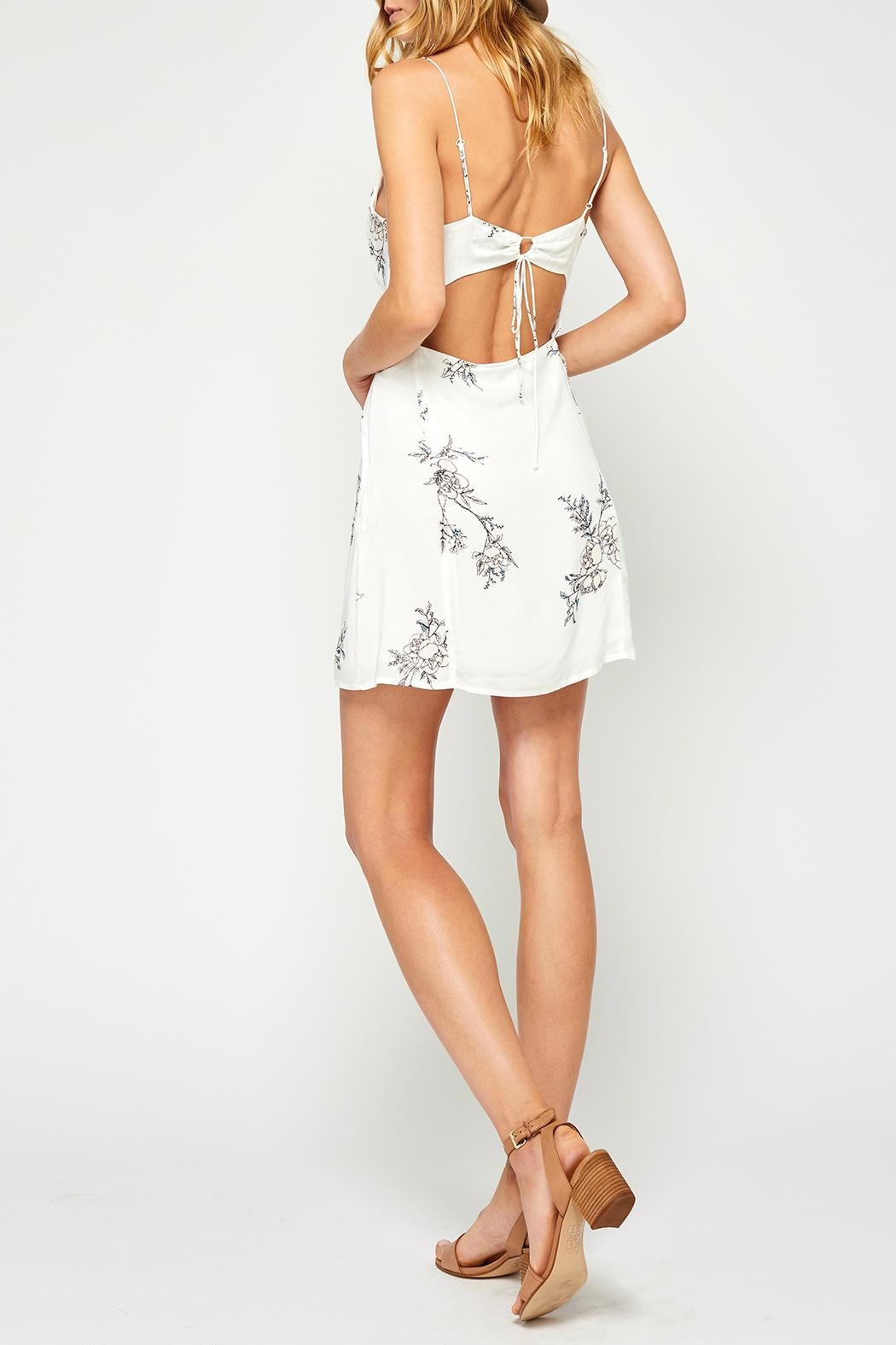Gentle Fawn Nikola Dress - Side Cropped Image