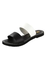 MIA Shoes Nila Leather Sandal - Product Mini Image