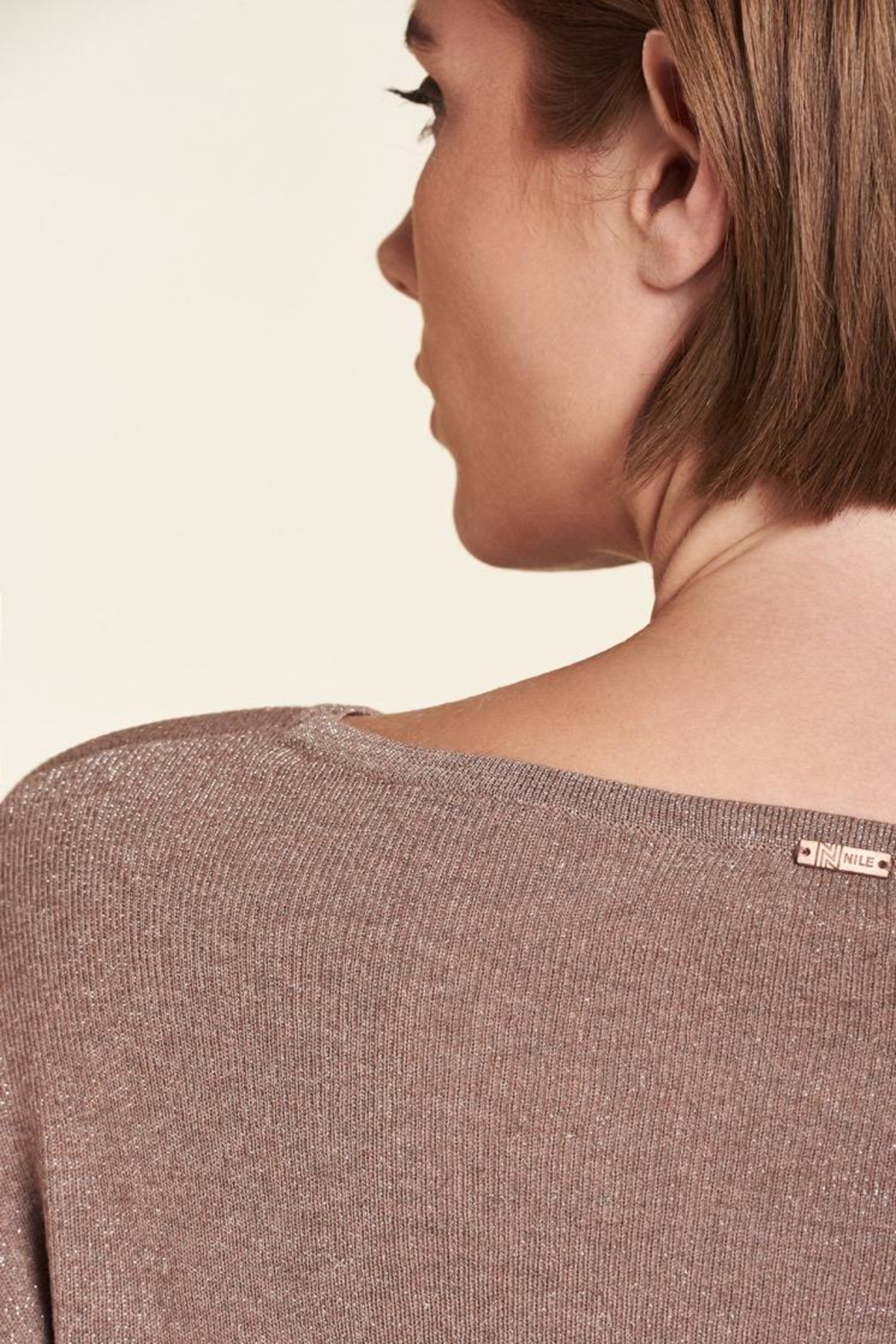 Nile Classic Pullover - Side Cropped Image