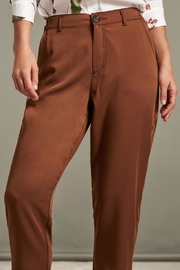 Nile Hazel Ankle Chinos - Product Mini Image