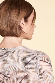 Nile Soft Print Blouse - Side cropped