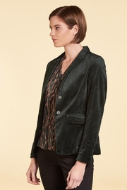Nile Tailored Velvet Blazer - Product Mini Image
