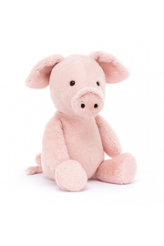 Jellycat Nimbus Pig - Front cropped