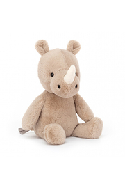 Jellycat Nimbus Rhino - Front cropped