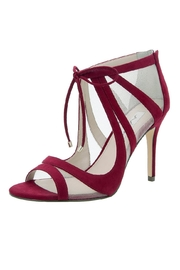 Nina Cherie Cranberry High Heels - Product Mini Image