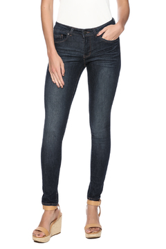 Shoptiques Product: Dark Stone Skinny Jeans
