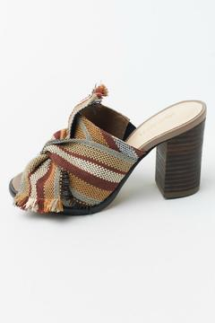 Shoptiques Product: Fabric Bow Sandal