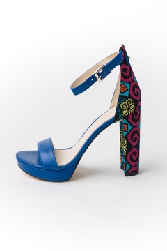 Shoptiques Product: Multi Print Heel