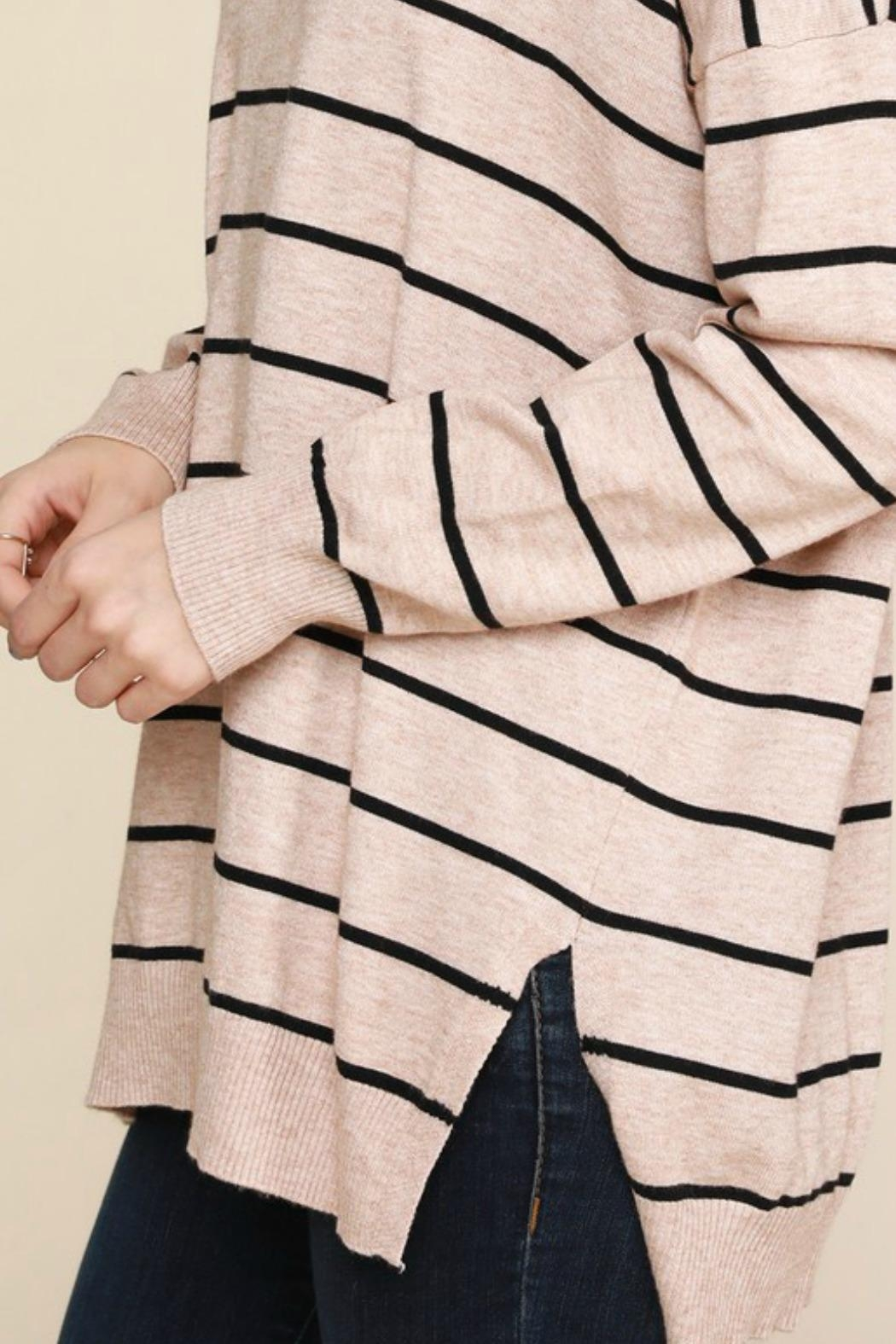 Ninexis Daydreamer Sweater - Back Cropped Image