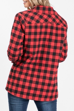 Ninexis Heather Plaid Jacket - Alternate List Image