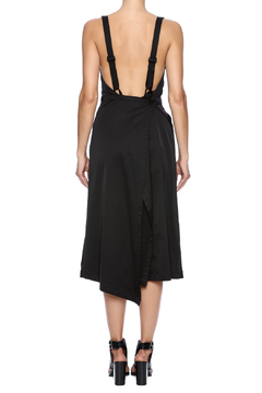 NINObrand Asymmetric Backless Dress - Alternate List Image
