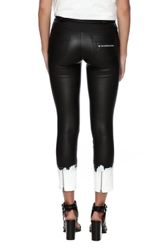 NINObrand Black Painted Pant - Alternate List Image
