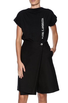 Shoptiques Product: Oversized Drape Tee